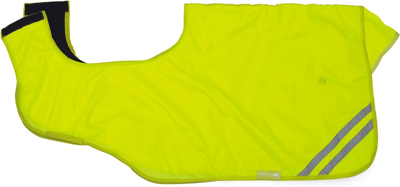 Shires EquiFlector Exercise Sheet Yellow 57