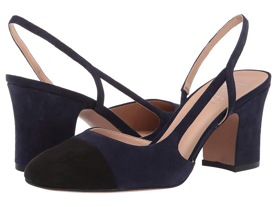 Franco Sarto Imogen (Midnight/Black) Women's Shoes