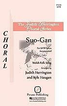 Suo-Gan - Welsh Folk Song - SATB opt. a cappella - SATB OPT ACA - Sheet Music