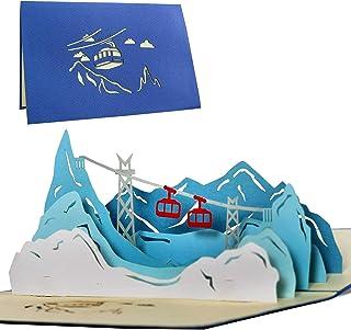 Gutschein Winterurlaub, Seilbahn Geschenk, Wandergutschein,