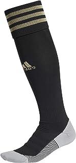 adidas, Adi Sock 18 Calcetines, Unisex Adulto, Negro/Orfúcl, 0