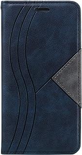 Hoesje voor iPhone XSMax Wallet Book Case, Magneet Flip Wallet met Kaarthouders slots Robuuste schokbestendige Bookcase vo...