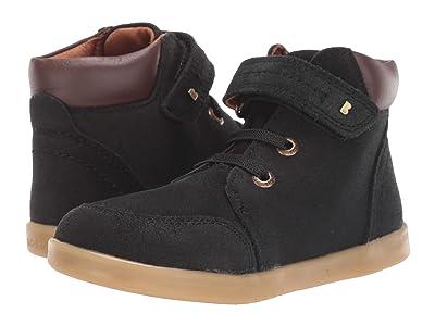 Bobux Kids Timber Boot (Toddler/Little Kid) (Black) Kid