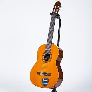 Yamaha C40 Nylon String Classic Guitar Bundle with Padded Bag, Digital Tuner, Stand,Picks and Starter DVD