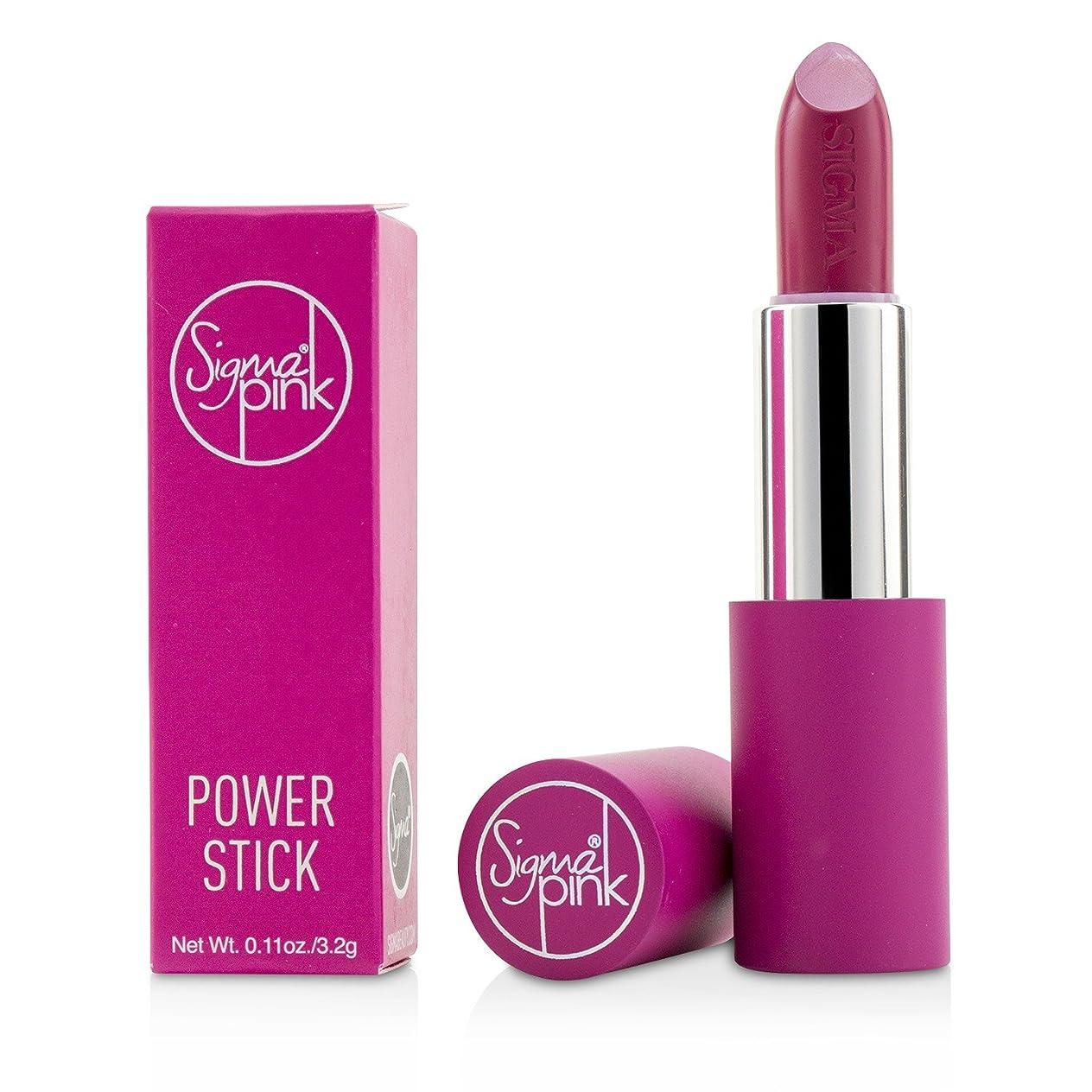 殺す幸運なことに海Sigma Beauty Power Stick - #Sigma Pink LPS001 -並行輸入品