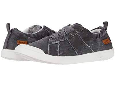 Blowfish Vex (Grey Smoked 16 oz Canvas) Women