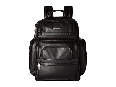 Tumi Alpha 3 Brief Pack(r) (Black) Backpack Bags