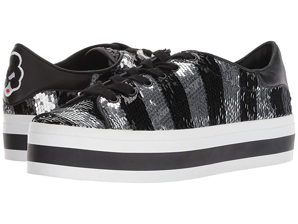Alice + Olivia Ezra (Black/Silver) Women