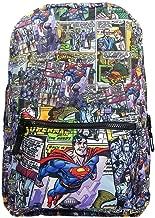 Superman Comic Strip Backpack