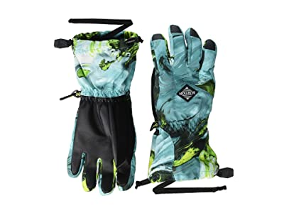 Burton Kids Profile Mitt (Little Kid/Big Kid) (Satellite) Extreme Cold Weather Gloves