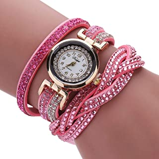 Bracelet Watches for Women,Womens Bracelet Watches Clearance Ladies Watches Female Watches on Sale Wristwatch Quartz Analog Leather Watch