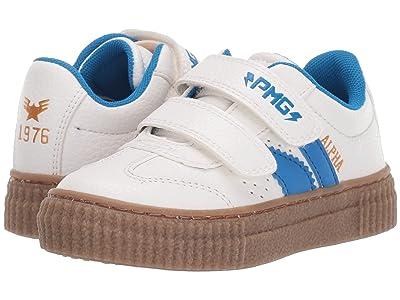 Primigi Kids PAA 44542 (Toddler/Little Kid/Big Kid) (White/Blue) Boy
