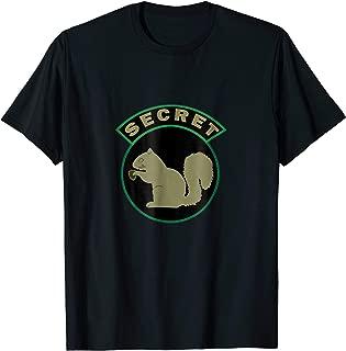 Novelty Gift Apparel Nut Fun Lg Sweatshirt Heather Navy Excuse Me Squirrel