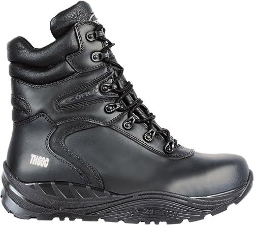 Cofra 55200 000.w46Talla 46S3WR Ci SRC Ardha zapatos de Seguridad, Color negro