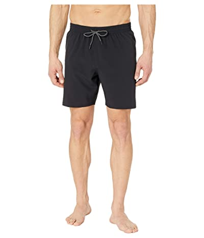 Nike 7 Essential Vital Volley Shorts (Black) Men