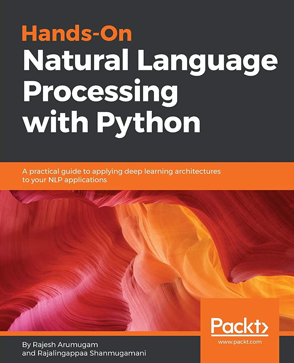 後チャーターシーズンHands-On Natural Language Processing with Python