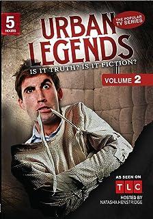 Urban Legends - Volume 2 - 2 DVD Set (5 Hours) - Amazon.com Exclusive
