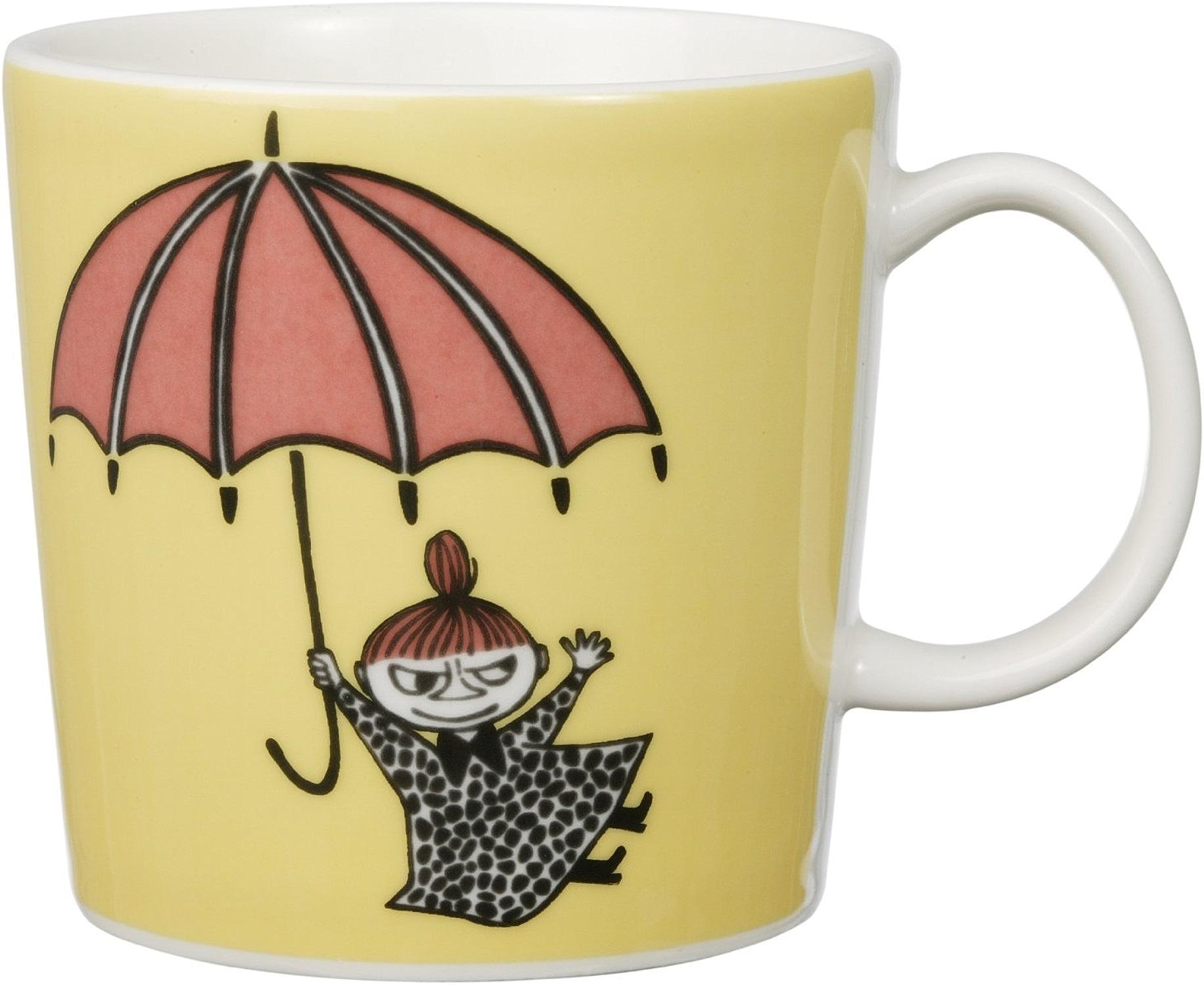 Arabia Finland Moomin Mug - Peu My (japan import)