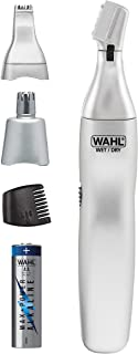 Wahl Ear, Nose, & Brow Trimmer Clipper – Painless Eyebrow & Facial Hair Trimmer..