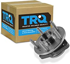 TRQ Front Rear Wheel Bearing Hub Assembly Driver or Passenger for Cadillac SRX