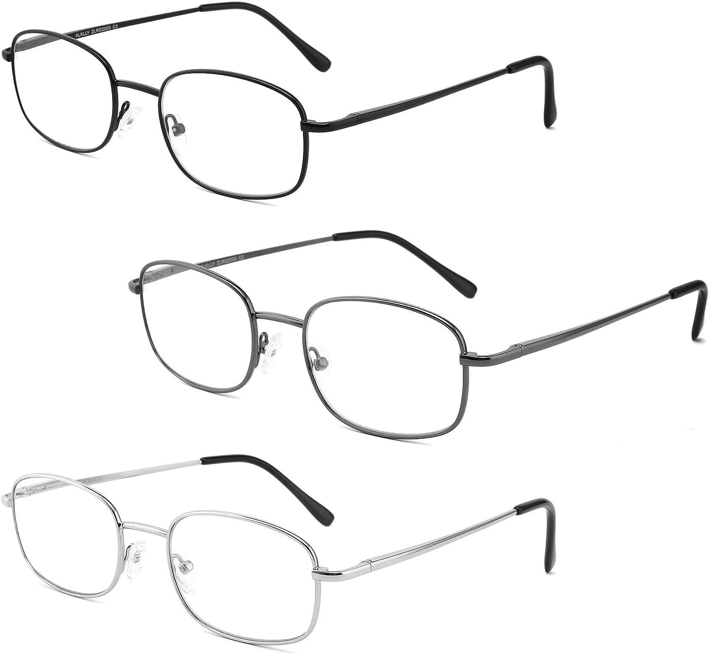 Reading Glasses for Men and Women Classic Superlatite Readers price with Li Plain