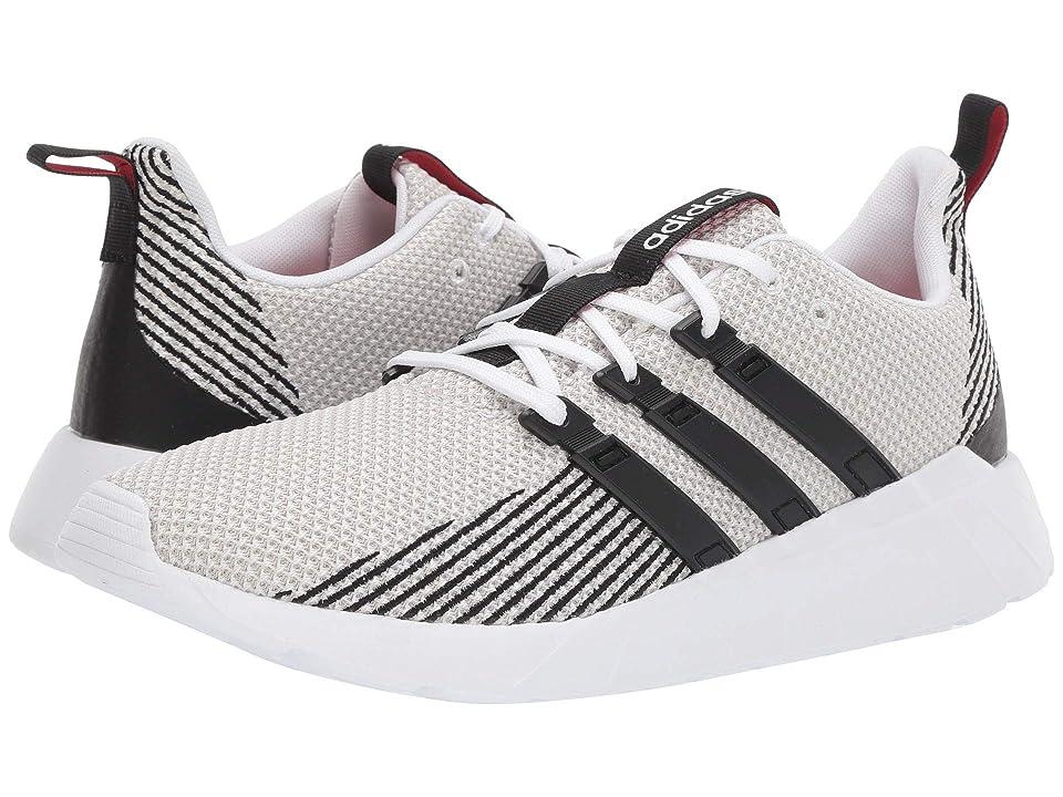 adidas Questar Flow (Footwear White/Core Black/Raw White) Men
