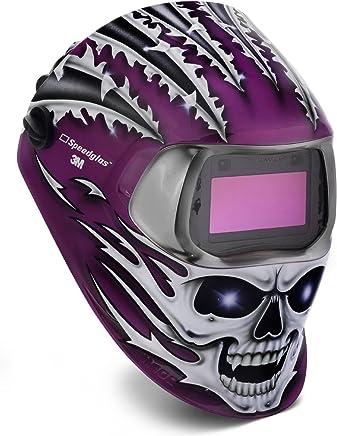 Speedglas H752620 Casco de Soldadura, Raging Skull