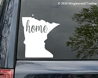 Minnesota State vinyl decal sticker 6