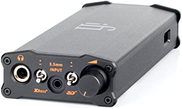 iFi Micro iDSD Black Label DAC/Headphone Amplifier/Preamp with MQA and DSD. for Smartphones/Digital Audio Players/Tablets/Laptops, Via USB/SPDIF/Coaxial/Optical / 3.5 AUX/RCA (Unit Only)