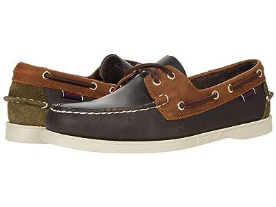 Sebago Portland Leather Oiled