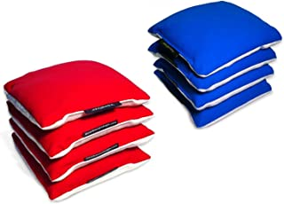 SureFire Pro-Style Cornhole Bags (Two-Sided Slick/Stick, Resin-Filled, 450g) - Set of 8