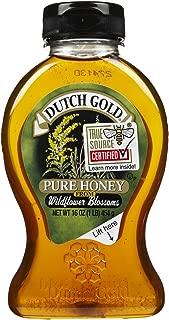 Dutch Gold Honey Wild Flower Honey, 16 oz