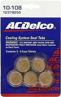 Genuine GM (12378255) Fluid 3634621 Cooling System Seal Tablet – 4 Grams, (Pack of 5)