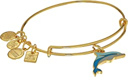 Alex and Ani - Charity By Design Dolphin Bangle