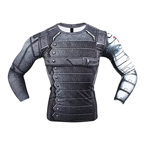 Winter Soldier Costume: Amazon co uk