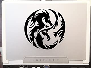 dragon decal car