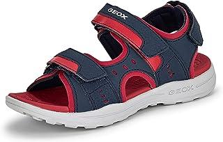Geox Vaniett, Boys' Fashion Sandals, Blue