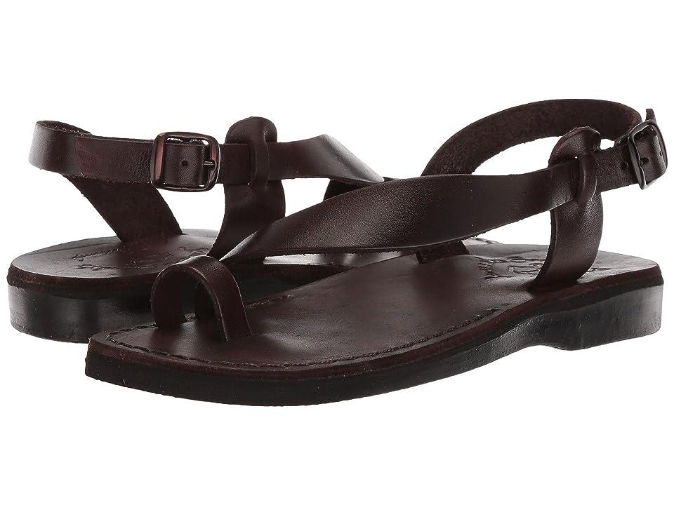 Jerusalem Sandals Mia (Brown) Women
