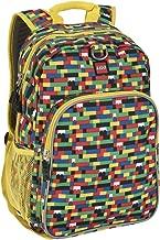 LEGO Unisex Brick Waterfall Heritage Classic Backpack