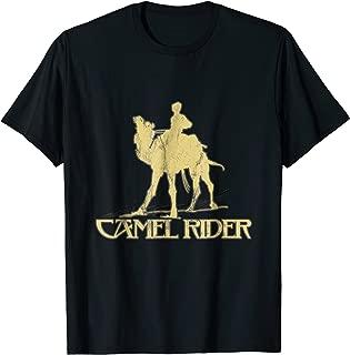 Camel rider Shriner Masonic Symbol Freemason Tshirt
