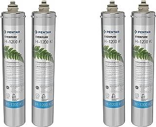 Everpure H-1200 Water Filter Replacement Cartridge Set (EV9282-01) (Pack of 2)