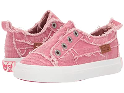Blowfish Kids Play-T (Toddler/Little Kid) (Dusty Rose Canvas) Girl