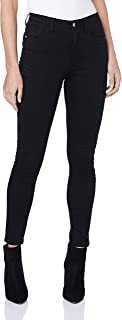 IMONNI Women's Audrey HIGH Rise Jean