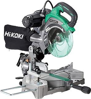 HiKOKI(ハイコーキ) 旧日立工機 卓上丸のこ のこ刃径190mm 両傾斜45° LEDライト付 チップソー別売り C7FC