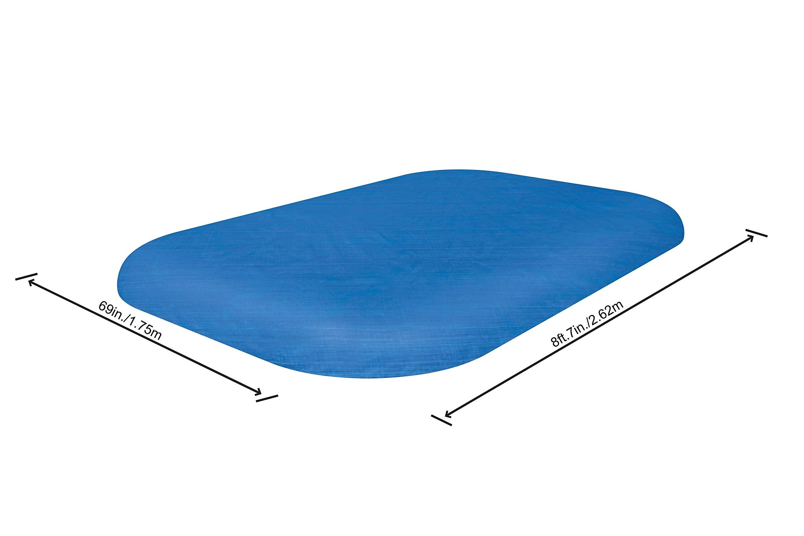 Bestway 8321626 Cobertor Para Piscina Rectangular Inflable 262x175 ...