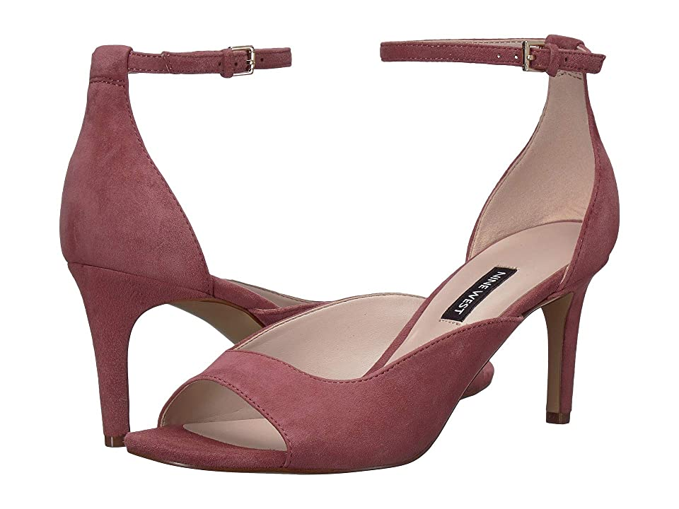 Nine West Avielle Heeled Sandal (Peony) Women