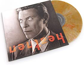 David Bowie: Heathen (Platinum & Orange Swirl Colored Vinyl) Vinyl LP