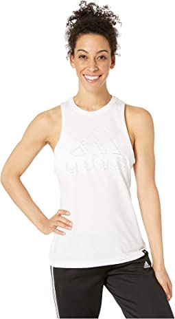 Badge of Sport Iridescent Muscle Tank Top