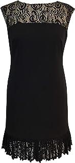 فستان نسائي طويل الكتف من Sandra Darren