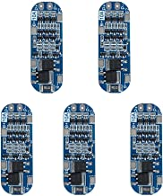 Anmbest 5PCS 3S 11.1V/12V/12.6V 10A 18650 Charger PCB BMS Protection Board for Li-ion Lithium Battery Cell